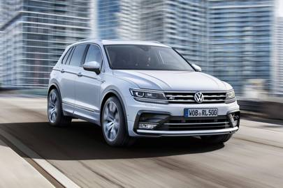 Why Do We Care About The VW Tiguan?