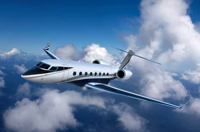 A Gulfstream G650 could be all yours, via The Jet Business