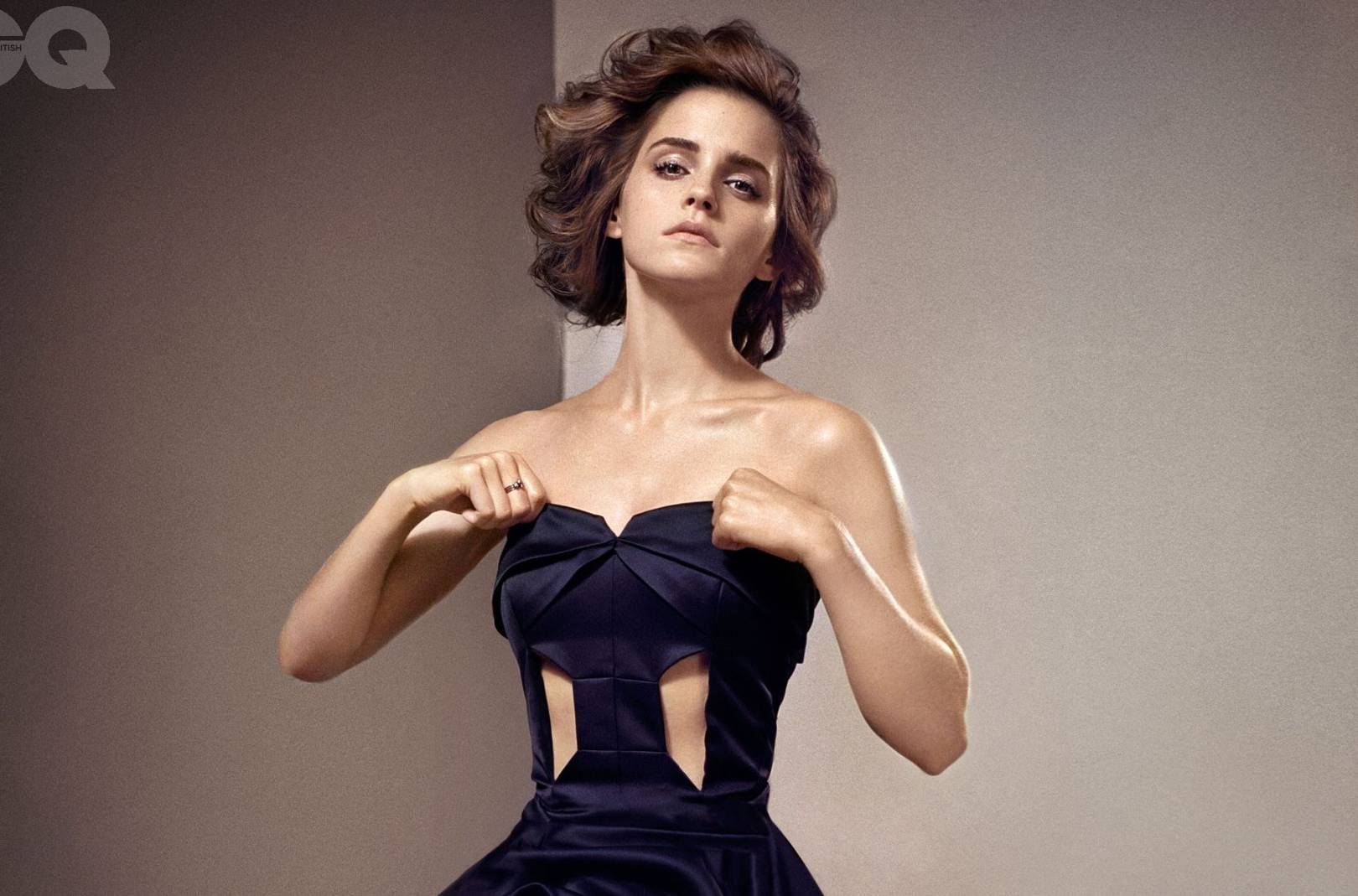 emma watson, gq woman of the year 2013 | british gq