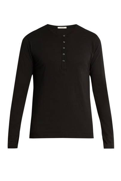 Adam Lippes Henley shirt