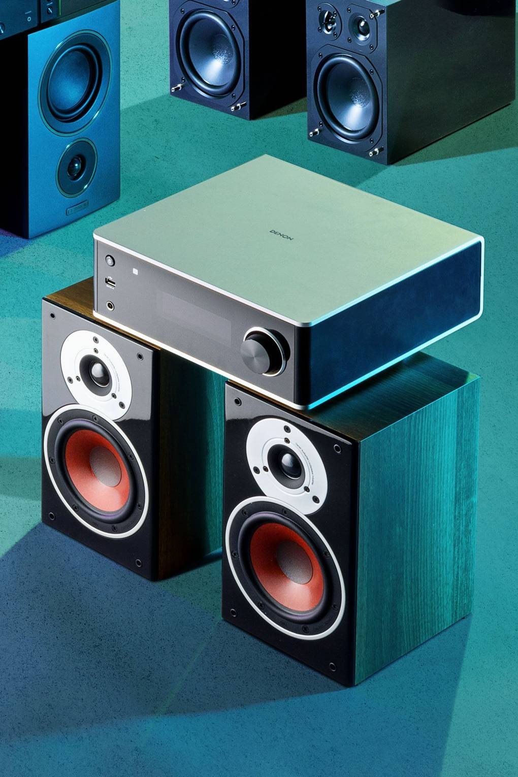 Hi-fi mini systems: the six best you can buy right now | British GQ