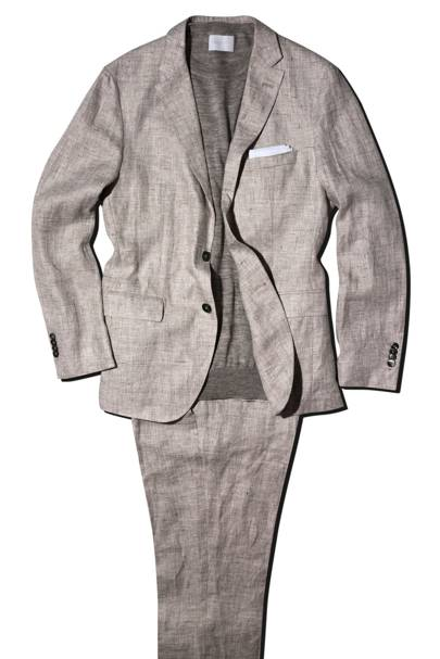 Why you need a linen suit this summer