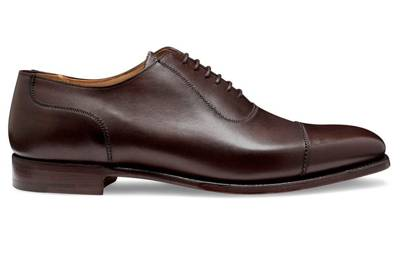 Oxford Shoe by Cheaney & Sons