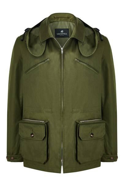 Grenfell parka jacket