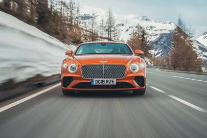 The Bentley Continental Gt Isn T For Car Nerds British Gq