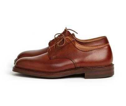 Derby shoes by Crockett & Jones