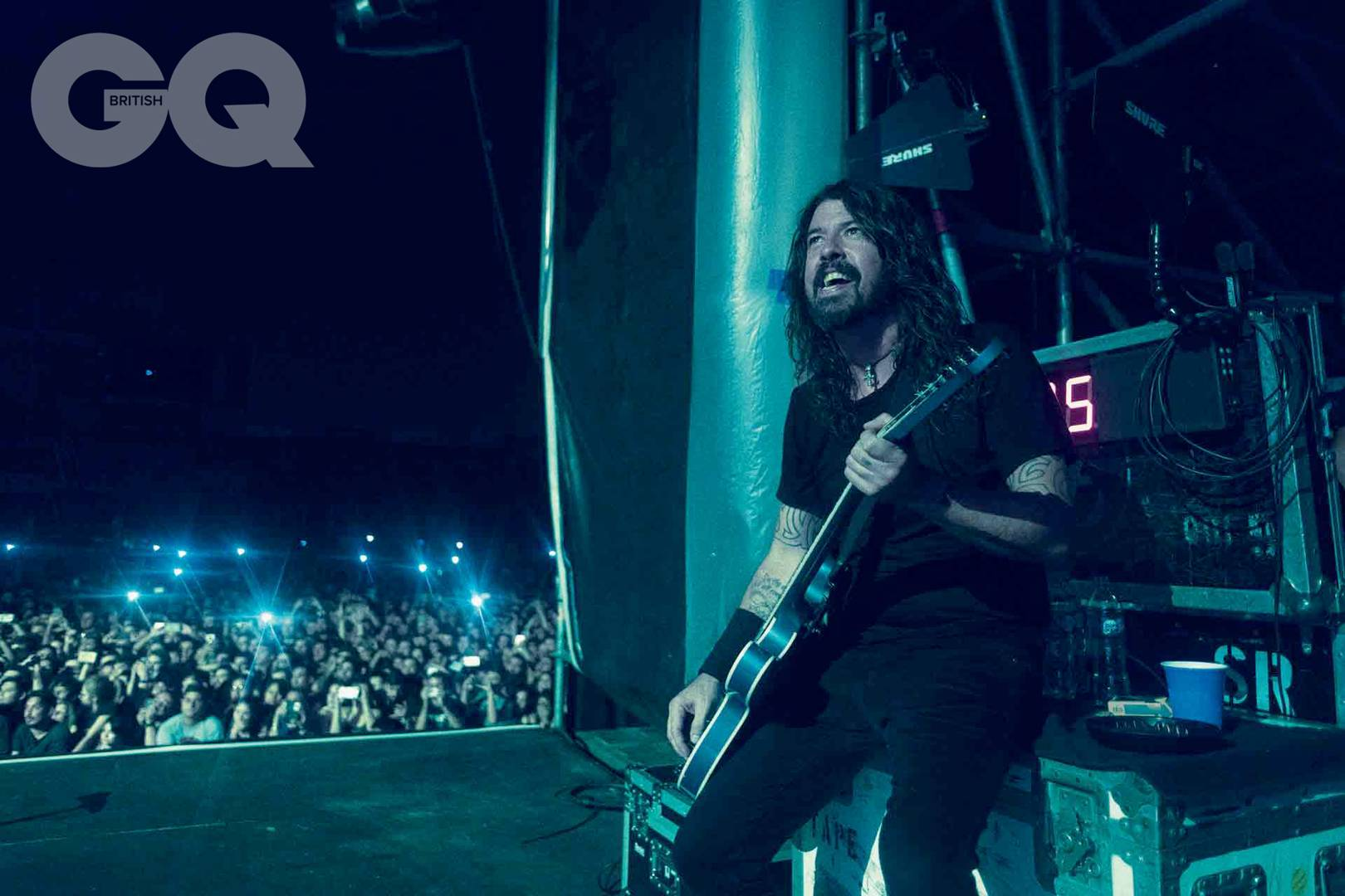 bd196d0539 Dave Grohl interview on Trump
