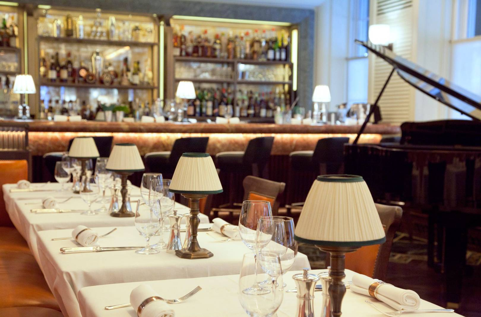 romantic restaurants in london the 22 best british gq