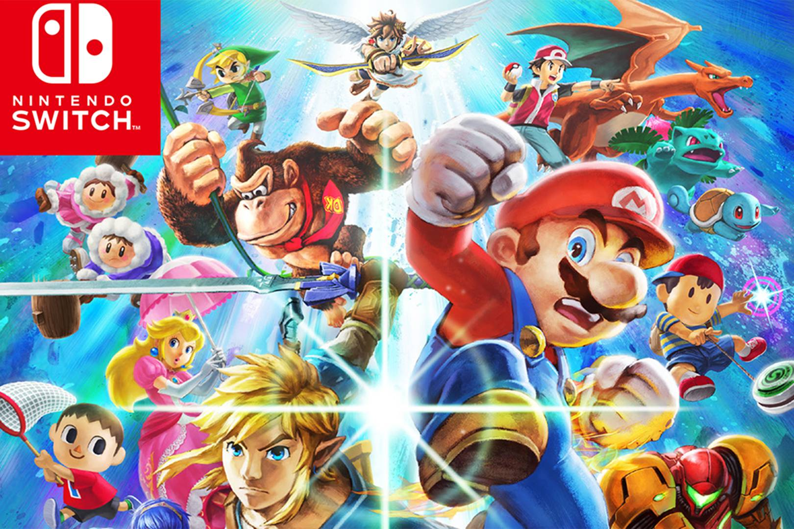 super smash bros ultimate world of light is the game s insane new
