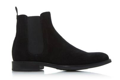 Dune 'Mark' Chelsea boots