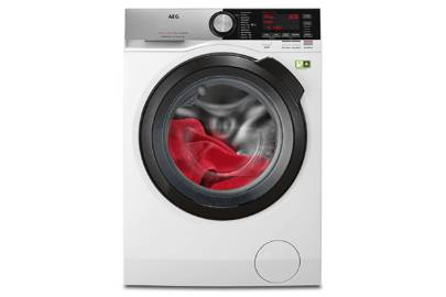 The washing machine that steams your clothes