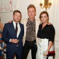 Dermot O'Leary, Tom Stubbs and Dee Koppang