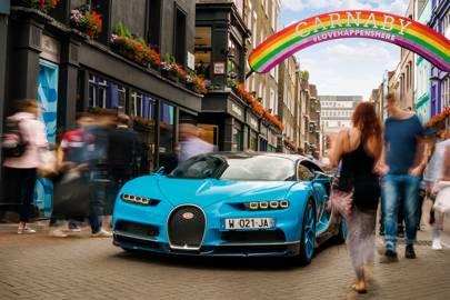 The Bugatti Chiron Is A Car That Needs A Runway British Gq