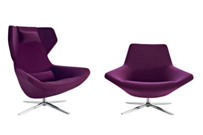 Metropolitan armchair by B&B Italia