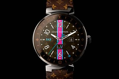 5019b4de1d0c Louis Vuitton has created its first Connected watch – and it s a beauty