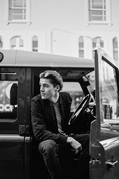 18. Jackson Harries