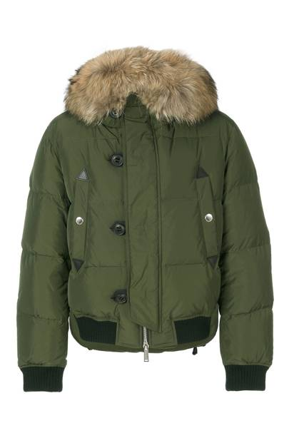 Jacket by DSquared2, £1,485.