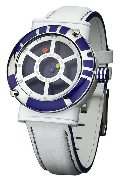 R2-D2 quartz watch