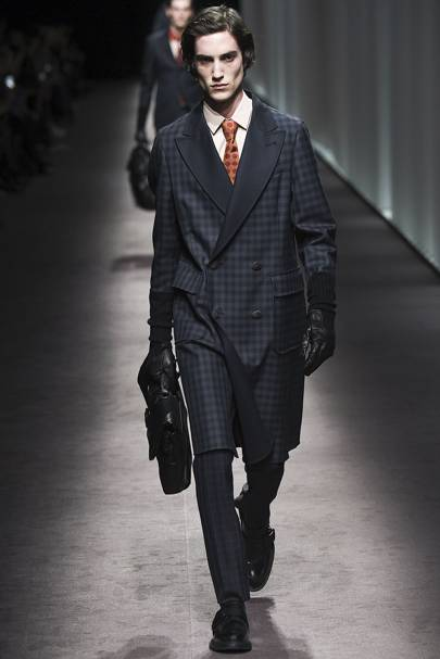 fbcb93ccbb18 Canali Autumn Winter 2016 Menswear show report