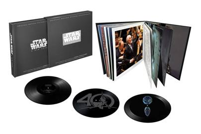 Episode IV 40th anniversary vinyl boxset