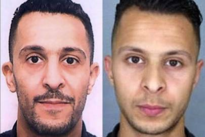 Brahim and Salah Abdeslam