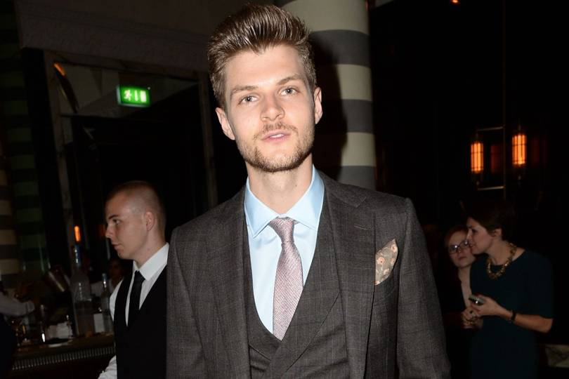 3455f894f Jim Chapman shows you how to wear a double-breasted waistcoat | British GQ