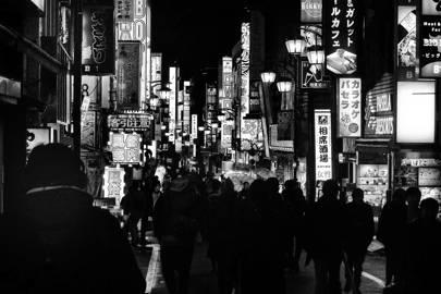 Night Shinjuku, Tokyo, 2018