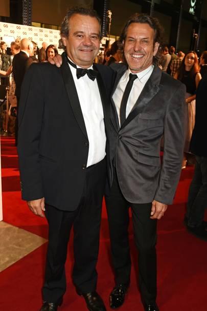 Mark Hix and Stephen Webster