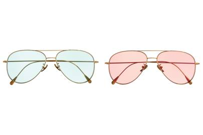 Glasses by Cutler & Gross