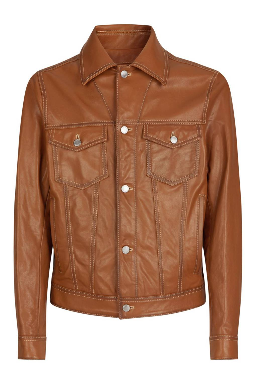 04ba78f1f1 Men's leather jackets: how to look good in leather | British GQ