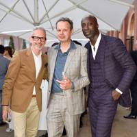 Patrick Cox, Tom Dixon and Ozwald Boateng