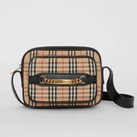 Chain link camera bag by Burberry