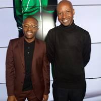 James Kahuri and David Nyanzi