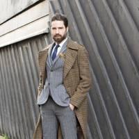 Jack Guinness, model