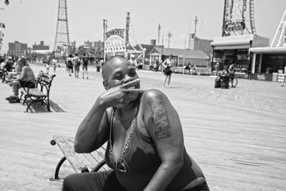 Untitled (Coney island)