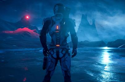 The Story Of Mass Effect: Andromeda