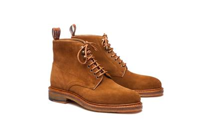 R.M Williams Gibson suede boots