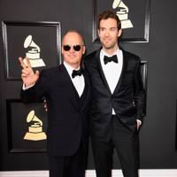Michael Keaton and Sean Douglas