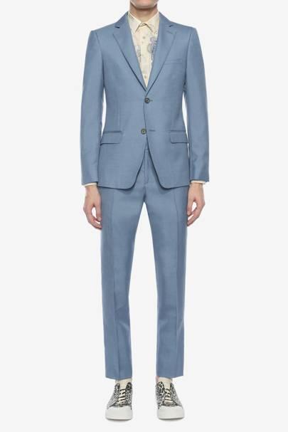 Alexander McQueen suit