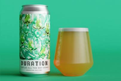 Duration Brewery: Turtles All The Way Down - American Pale 5.5%