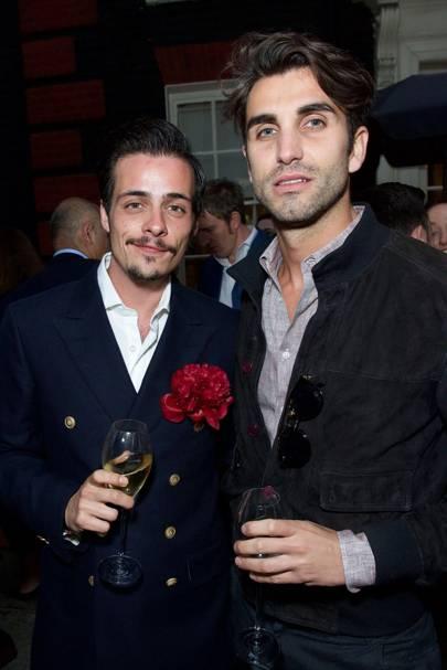 Guillermo De Pablo & Simone Ribero
