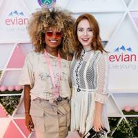 Fleur East and Angela Scanlon