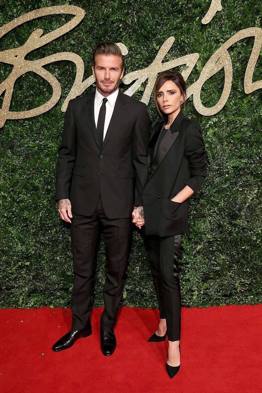 08b6b3840632 David and Victoria Beckham couple dressing: simple but effective | British  GQ