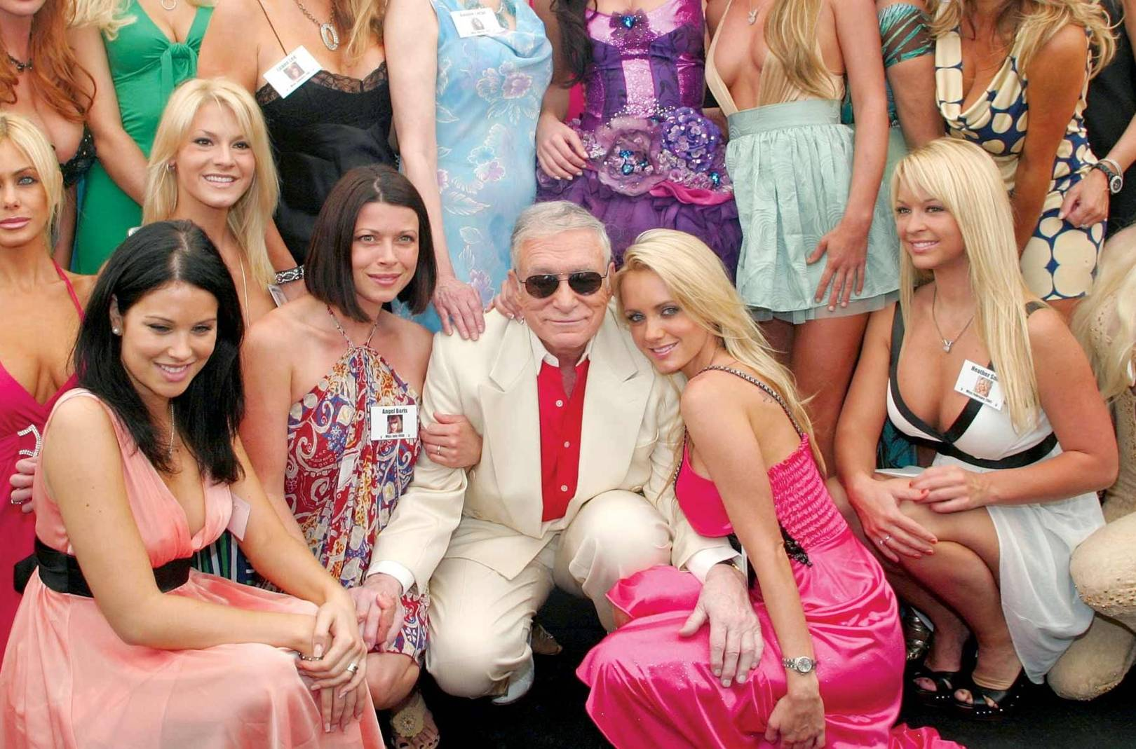 Sex night at the playboy mansion