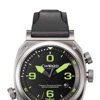 Christopher Ward C11 Titanium Extreme 1000 Chronometer Limited Edition