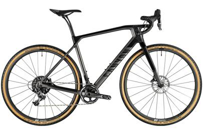 Canyon Grail CF SLX 8.0 SL bicycle