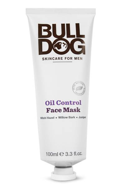 Oil Control Face Mask by Bull Dog