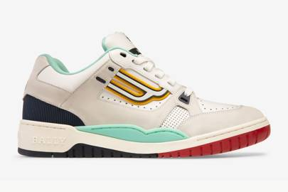 Champion sneakers by Bally