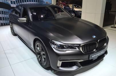 BMW 760Li X drive