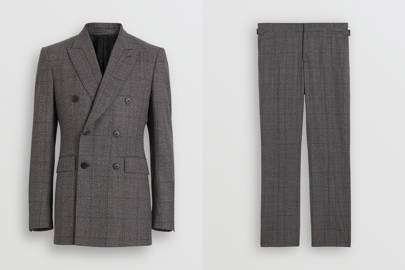 Suit by Burberry